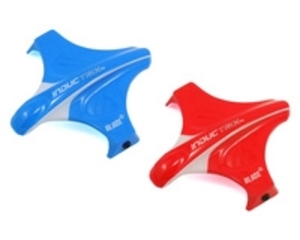 Blade Canopy Set (Red & Blue) Inductrix
