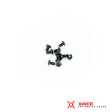 Button Head screw M3 x 6mm (SCM435 Black Oxiding)